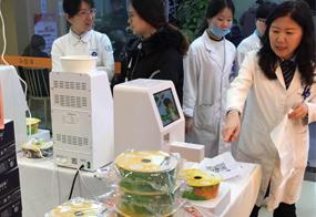 醫院+美鄰小廚智能烹飪設備應用案例